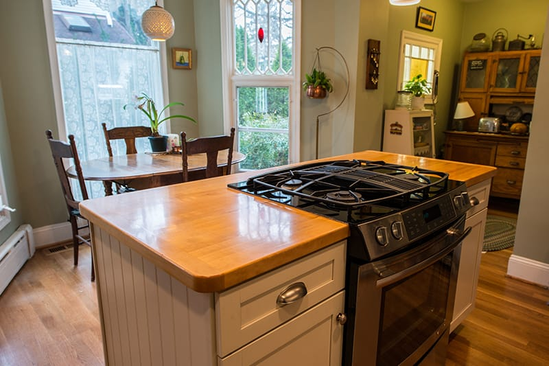 Have A Professional Install Your Butcher Block Countertops