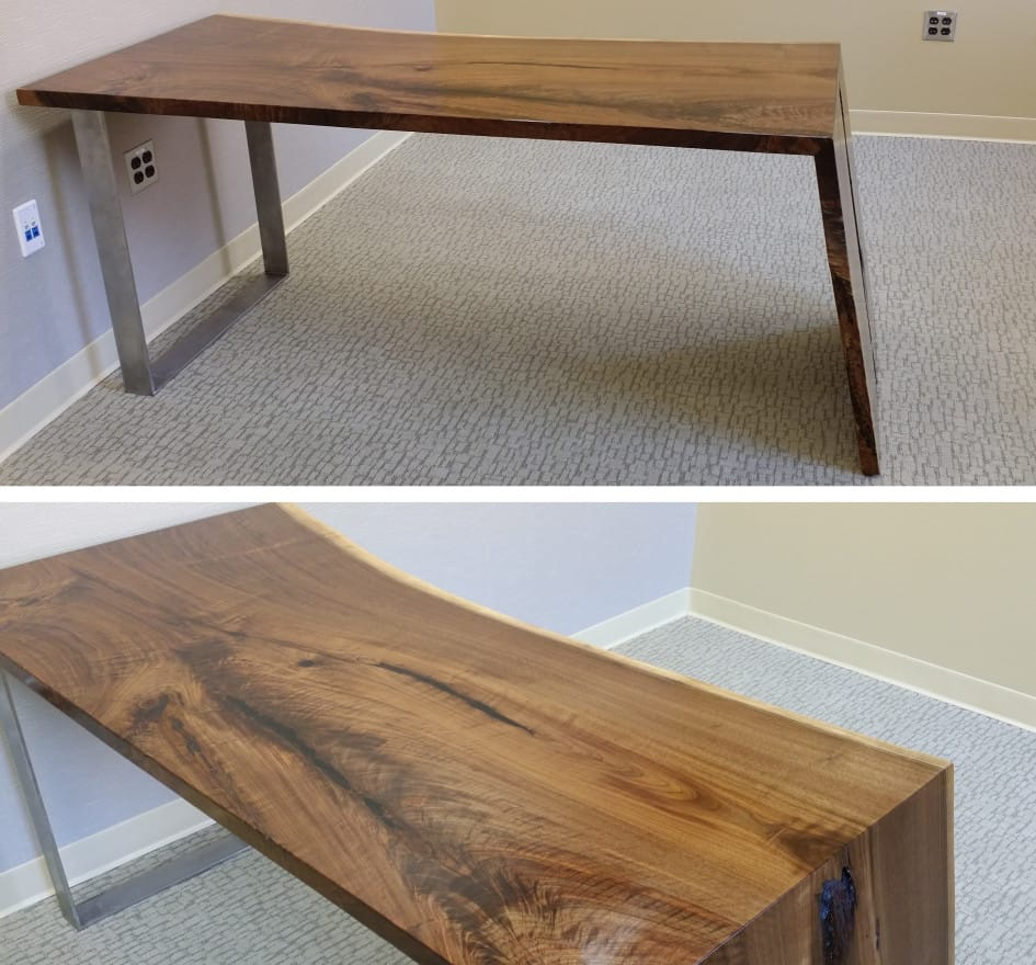 Walnut Waterfall Desks4