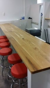 How to Determine the Best Wood for Bar Tops