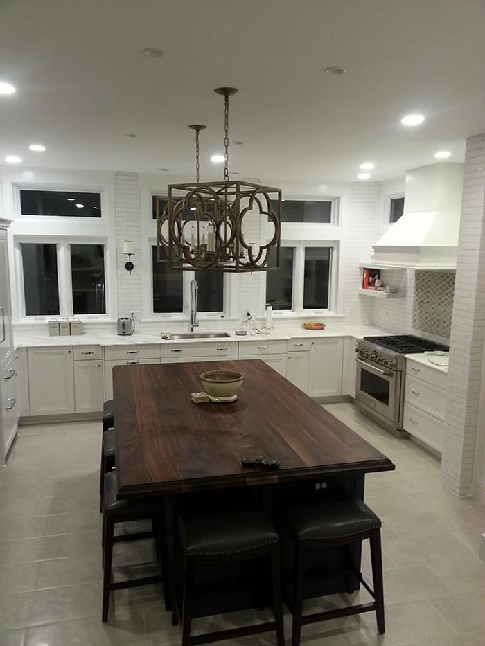Why Not Revitalize an Older Kitchen with Wood Countertops?