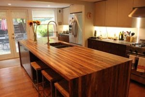 Is There A Best Wood To Use For Kitchen Countertops