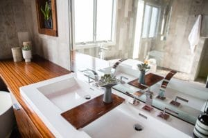 Learn Why Wood Is The Best Material For Bathroom Countertops