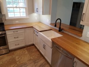 Wood Is One of the Best Kitchen Countertop Options